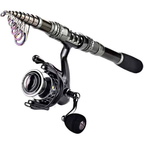 Sougayilang Telescopic Fishing Rod