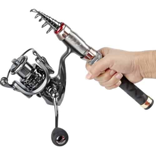 Yongzhi Telescopic Fishing Rod
