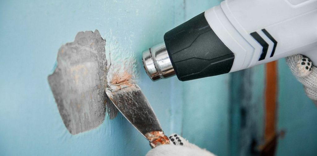 Best Heat Gun for Paint Removal