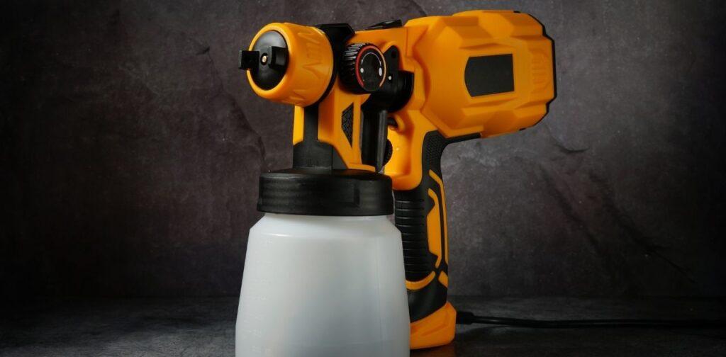 best hvlp spray gun for woodworking and furniture